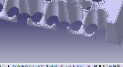 CATIA V5 Cast & Forged Part Optimizer 2