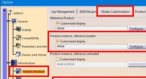 CATIA V5 Tip: CATIA Component Instance Importance