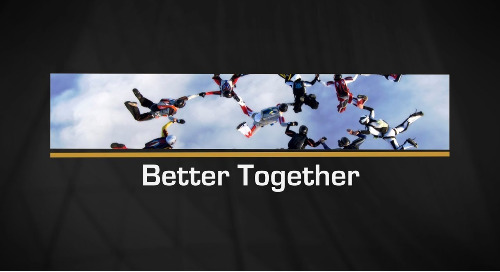 Video: Better Together AKA Teamwork at IMAGINiT
