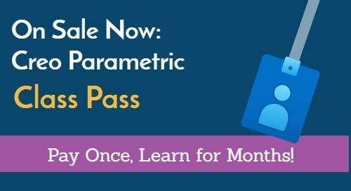 Creo Parametric Class Pass