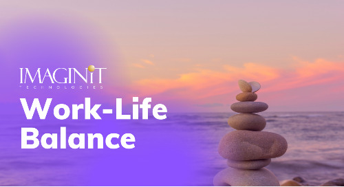 Video: Work Life Balance at IMAGINiT