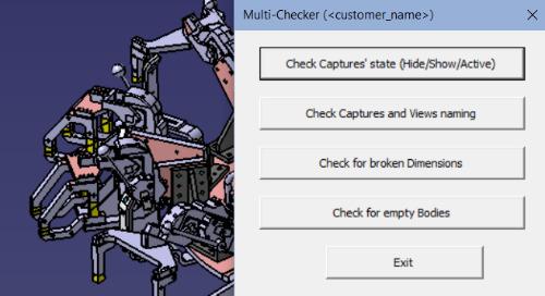 Consulting Case Study: Multi-Purpose Model Checker