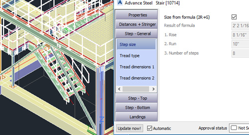 A Coming Convergence? Revit and Advance Steel Interoperability Webcast Follow-up