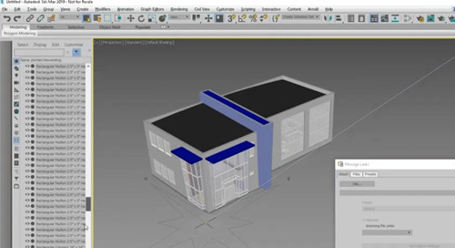 Autodesk 3ds Max and Revit Interoperability: Webcast followup