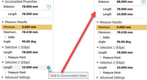 Add to Accumulate – Now Back in Inventor 2018.2!