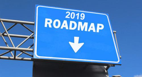 Autodesk 2019 Courseware Release Roadmap