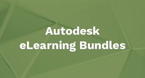 AutoCAD eLearning Bundle: Table of Contents