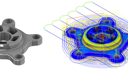 The wait is over! 2D & 3D Milling now in ASCENT's Inventor CAM Milling Fundamentals