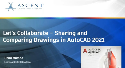 Let's Collaborate!  Sharing and Comparing Drawings in AutoCAD 2021