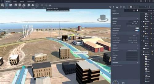 Autodesk InfraWorks Fundamentals 2021 Webcast