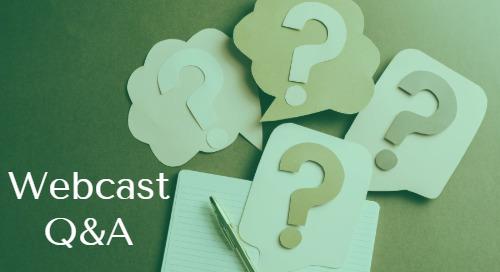 Inventor Model States Webcast Q&A