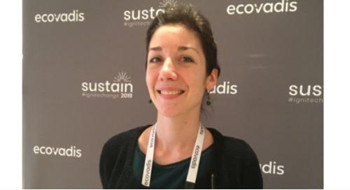 Portrait Mathilde GOUSSAULT, Responsable RSE Bonduelle #Sustain2019