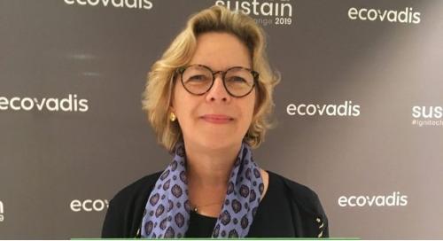 Point de vue PRO : Pascale de Felix, Directrice Achats Groupe Outils, Méthodes et RSE pour le Groupe Bel