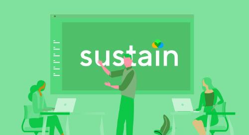 SUSTAIN 2020 going 100% Virtual : rejoignez-nous en ligne le 12 mars !