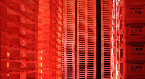 Logistique et Covid 19 : LPR - La Palette Rouge raconte la gestion de la continuité des activités