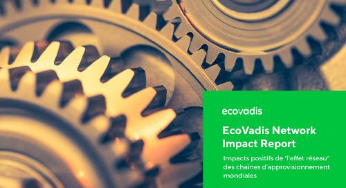 """Les pratiques responsables des entreprises génèrent des impacts positifs et significatifs """"en bout de chaîne"""" par effet d'entraînement."""