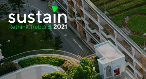 Congrès international Sustain 2021, demandez le programme !