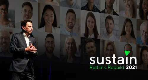 Ganadores del Premio al Liderazgo en Sostenibilidad, Sustain 2021