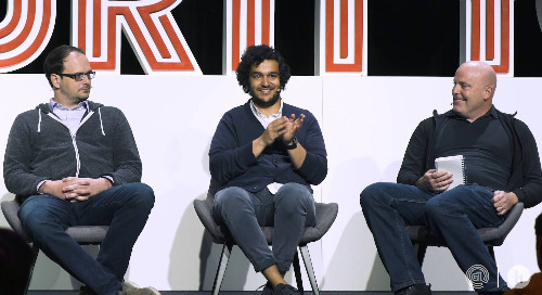 Security@ 2019: From Startup to Unicorn