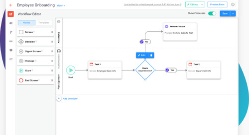 Product Updates: Workflow Orchestration