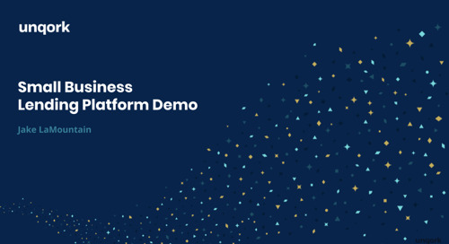 Demo: Small Business Lending Platform