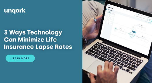 3 Ways Technology Can Minimize Life Insurance Lapse Rates