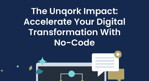 Infographic: The Unqork Impact