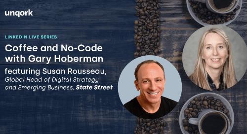Episode 1: Coffee and #NoCode with Gary Hoberman