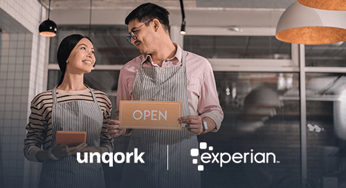 Unqork + Experian: Smarter Small Business Lending