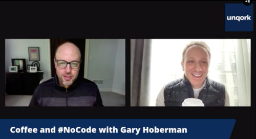 Episode 4: #CoffeeAndNoCode with Gary Hoberman