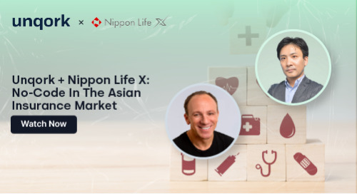 Unqork + Nippon Life X: No-Code in the Asian Insurance Market