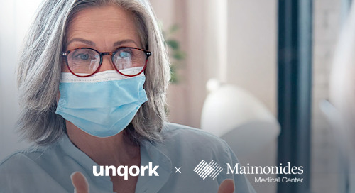 Unqork + Maimonides Medical Center: Creating a Digital Front Door for Patients