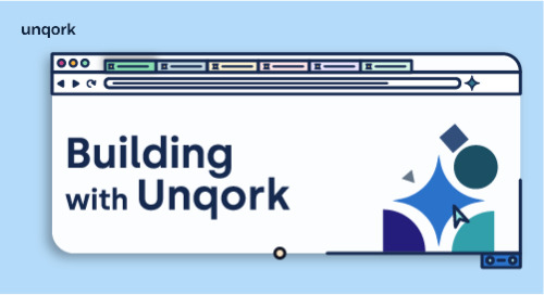 Building With Unqork: Unleash Limitless Potential