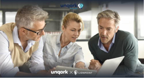 Lionpoint + Unqork: Transforming Digital Onboarding for Financial Services