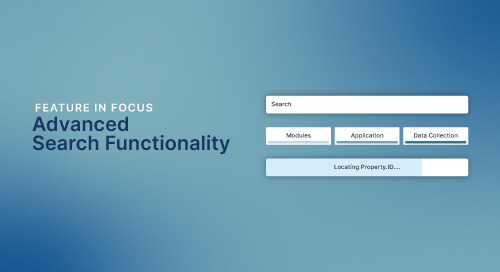 Feature in Focus: Advanced Search Functionality