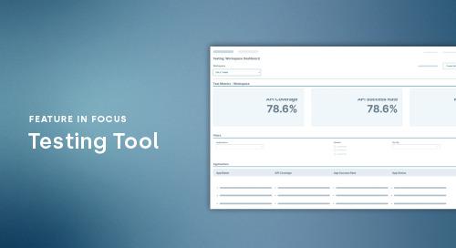 Feature in Focus: Testing Tool