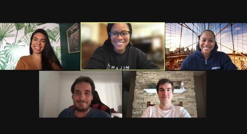 """Meet the """"First Class"""" of Unqork's DEI Tech Track"""
