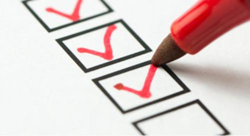 Academic Internship Program Application Checklist