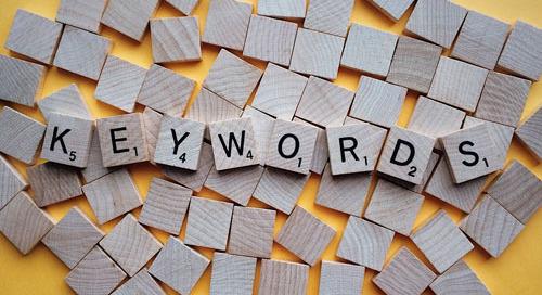 Advising Key Words
