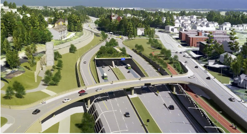 Fast and Efficient Highway Design Made Possible Construction Software