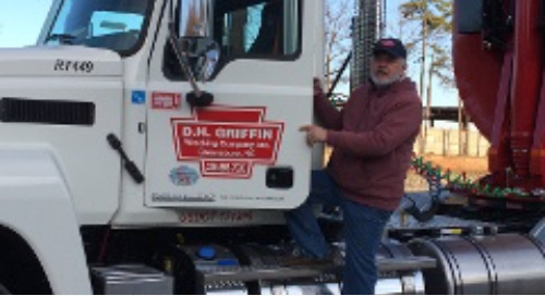 D.H. Griffin Wrecking Co. 7 years on: Fleet Management continues to lift roadblocks for demolition company