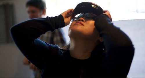 Augmented and Mixed Reality Provide New Opportunities for Field Service