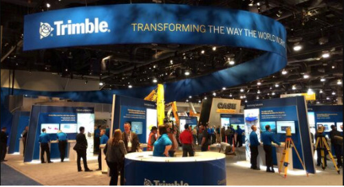 Trimble announces AEMP 2.0 Telematics Standard support for Construction Fleet Management at ConExpo