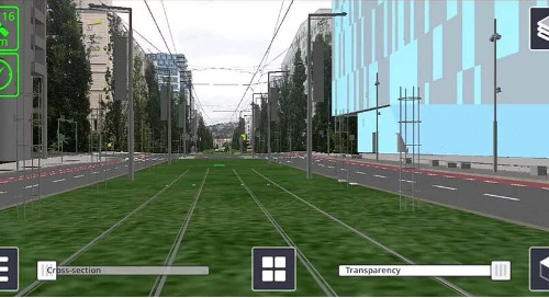 Combining BIM and Augmented Reality with Trimble Quadri and SiteVision