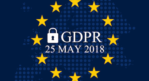 What You Should Know about General Data Protection Regulation (GDPR)