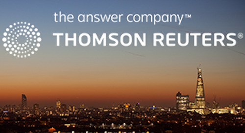Thomson Reuters Expert Interview: Select the Right Team for a People-Based Future