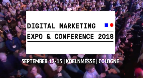 Cracking the Code of Marketing Effectiveness at DMEXCO 2018