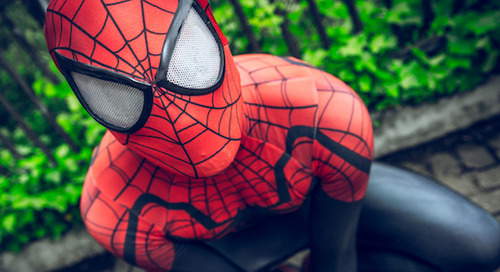What the Spider-Verse and Marketing Have in Common