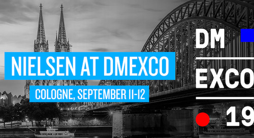 Solutions for the Digital Era: Nielsen at DMEXCO 2019
