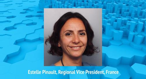 Nielsen Welcomes Estelle Pinault, RVP, France